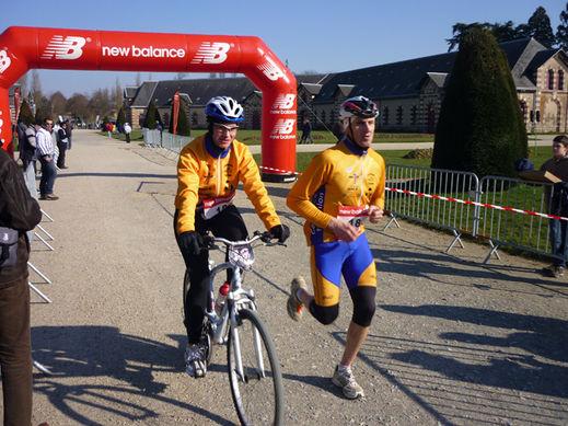 Bike and Run Saint-Lô