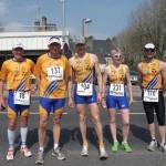 cinq triathlete  semivalognes