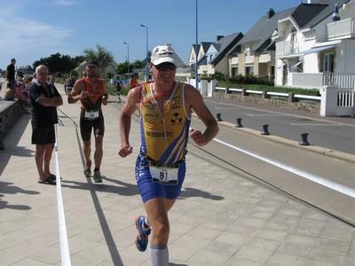 Triathlon de Damgan