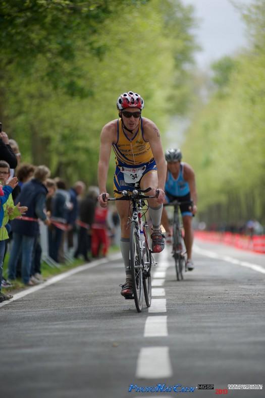 Triathlon de Caen