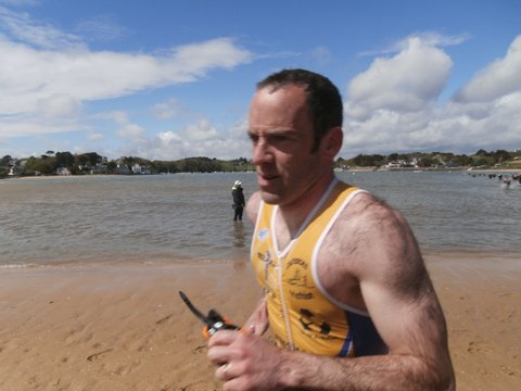 Triathlon M de Guidel Plage : dimanche 27 avril