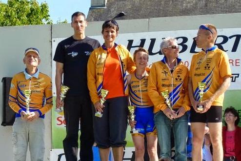 Saint Aubin du Cormier: tri L