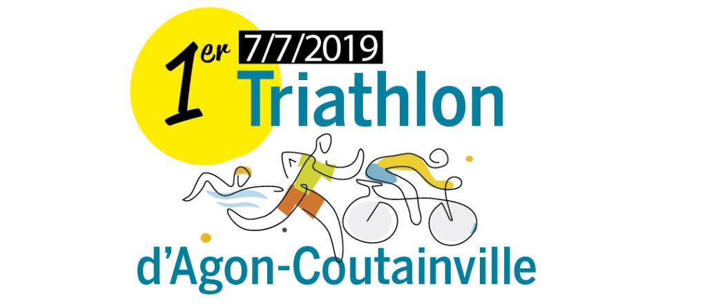 Le triathlon d'Agon Coutainville : les parcours sont en ligne !