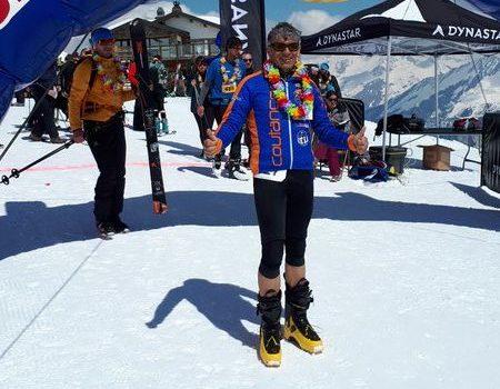 Le triathlon d'hiver des montagnards