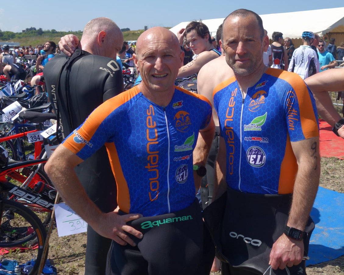 Yann et David en terre Bretonne
