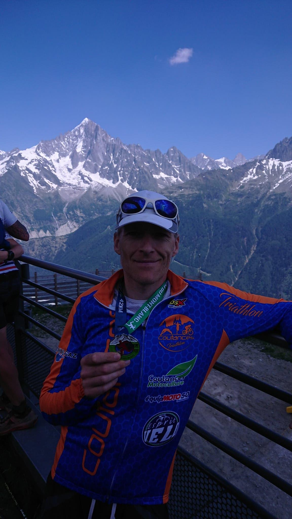 Le marathon du Mont Blanc : Acte 2