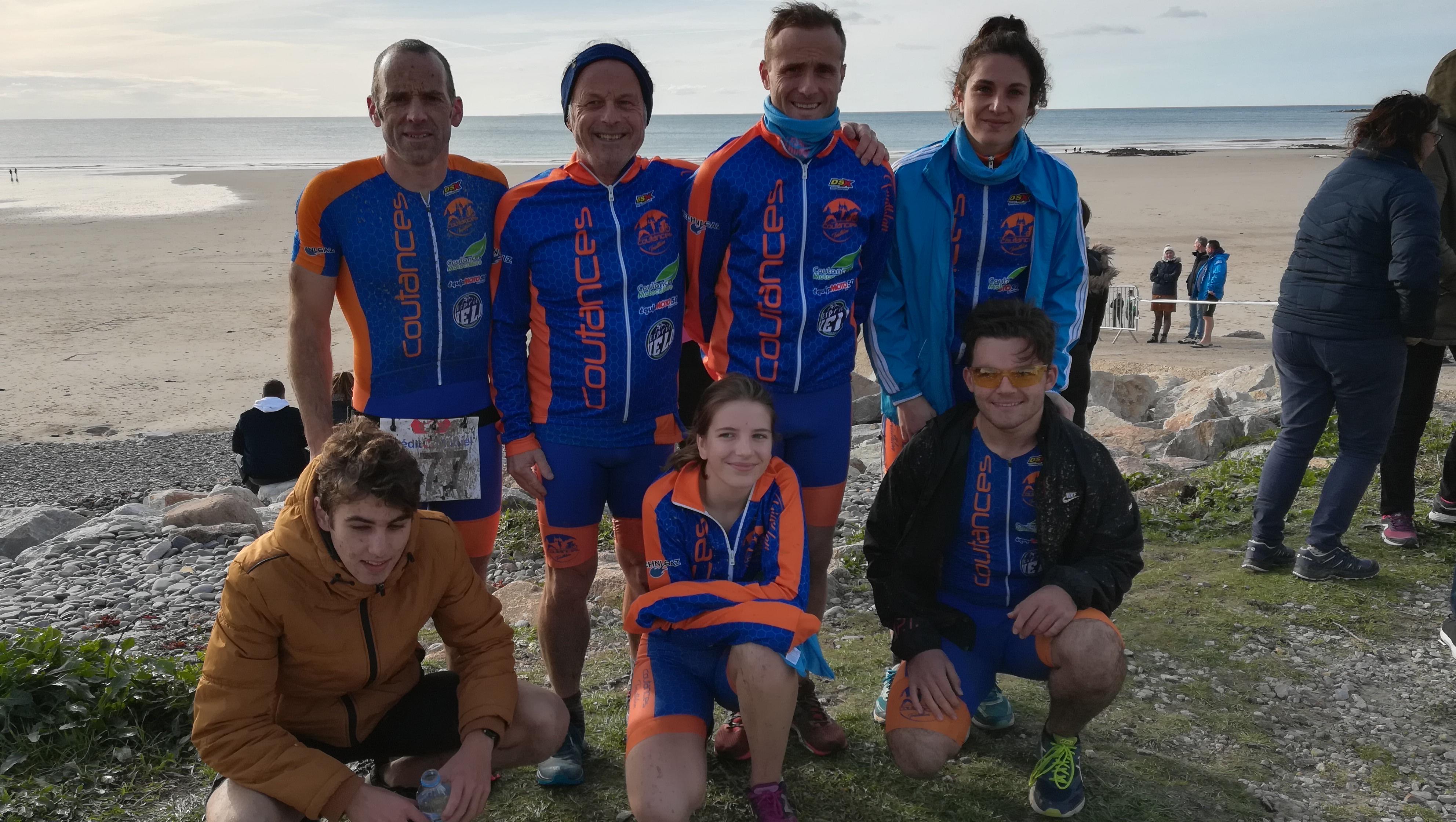 Le Triathlon de Les Pieux